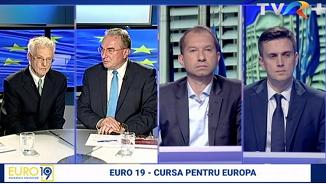 Peter Costea la TVR
