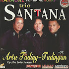 CD Musik Album Trio Karaoke Pop Batak Horas (Trio Santana)