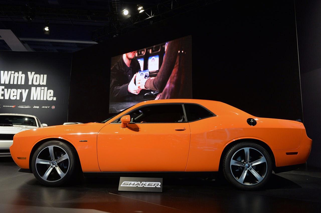 automotiveblogz 2014 dodge challenger r t shaker sema 2013 photos. Cars Review. Best American Auto & Cars Review
