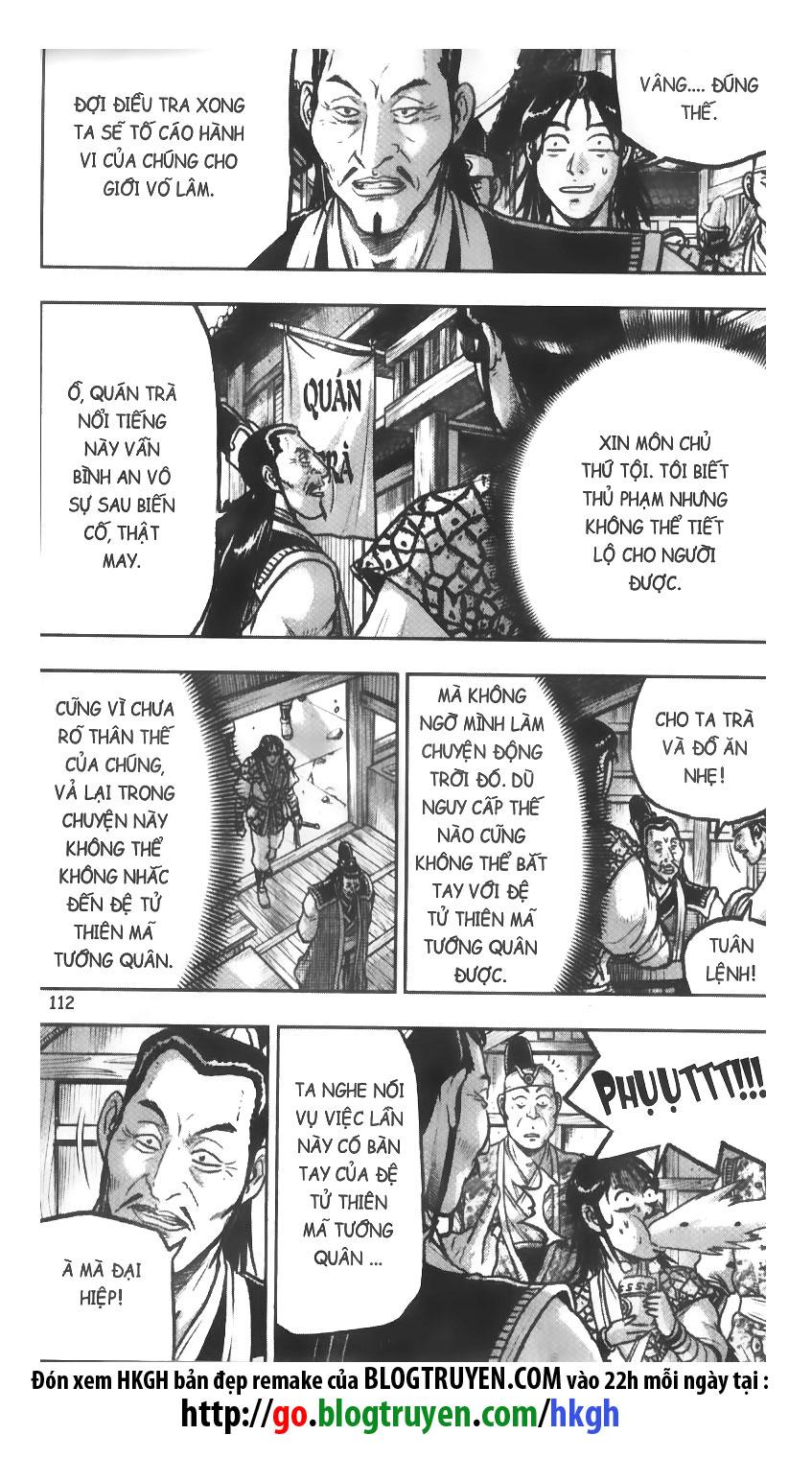 Hiệp Khách Giang Hồ chap 361 page 3 - IZTruyenTranh.com