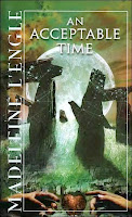 bookcover of  AN ACCEPTABLE TIME (Wringle in Time Series #5) by  Madeleine L'Engle