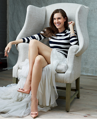 Allison Williams Boston Common April Issue Cover