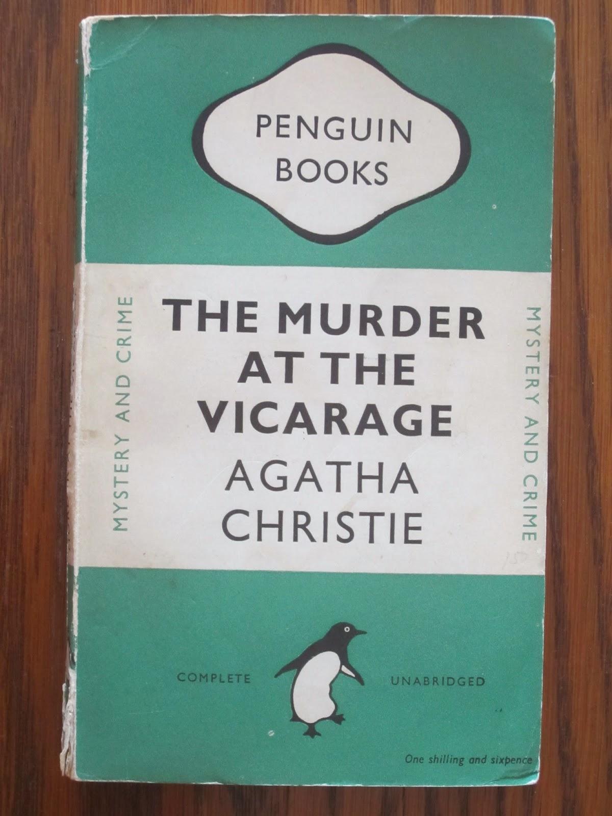 miss marple murder at the vicarage pdf