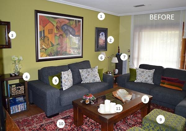 Como tapizar muebles decorar tu casa es - Tapizar sofas en casa ...