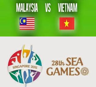 Keputusan Terkini Malaysia Vs Vietnam 2 Jun 2015