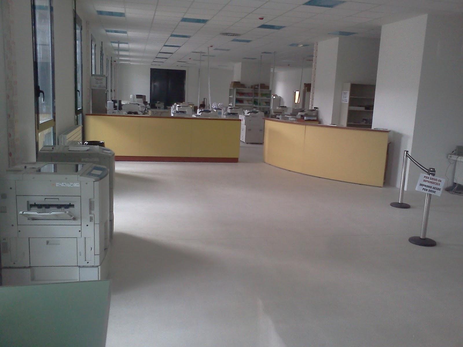 Internacional 1 las obras del edificio de la biblioteca - Obra nueva leioa ...