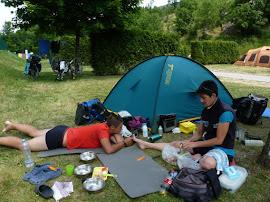 Camping de Valloire.