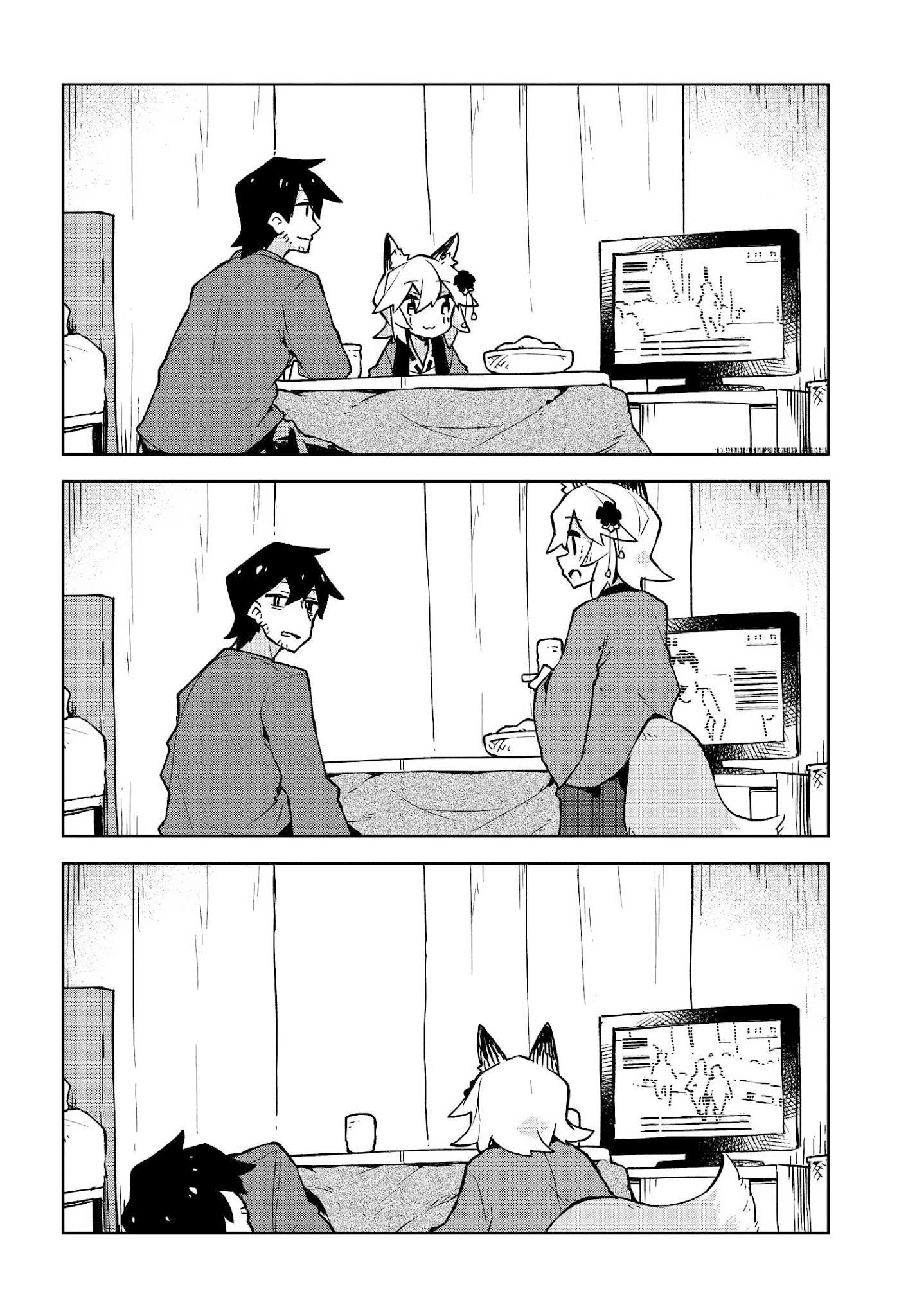 Sewayaki Kitsune no Senko-san ตอนที่ 28 TH แปลไทย