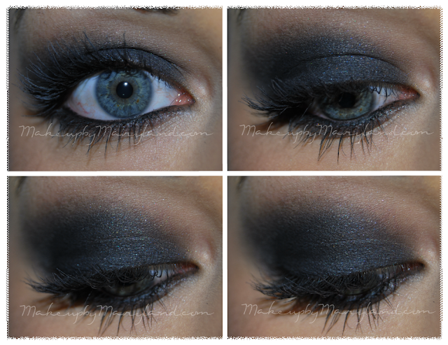 Look ahumado negro muy sencillo-293-makeupbymariland