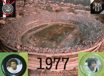 Botões para Sempre revive a decisão do Paulistão de 1977