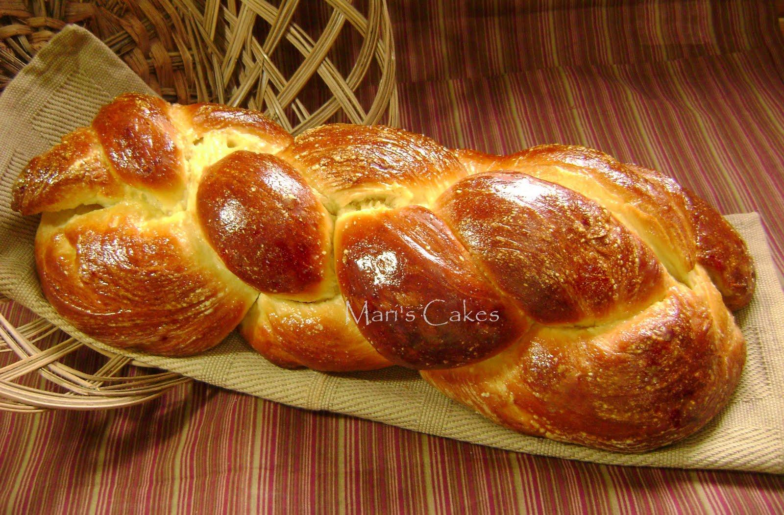 Challah | Mari's Cakes (English)