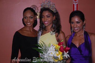 Lee-Ann Forbes ,Miss World Trinidad and Tobago 2011