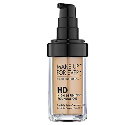 Make Up For Ever, Make Up For Ever HD High Definition Invisible Cover Foundation, makeup