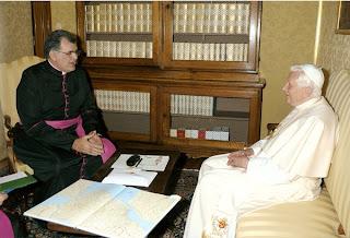 Igreja católica de Ipu celebrará missa pelo Papa Bento XVI, nesta quinta-feira (28)