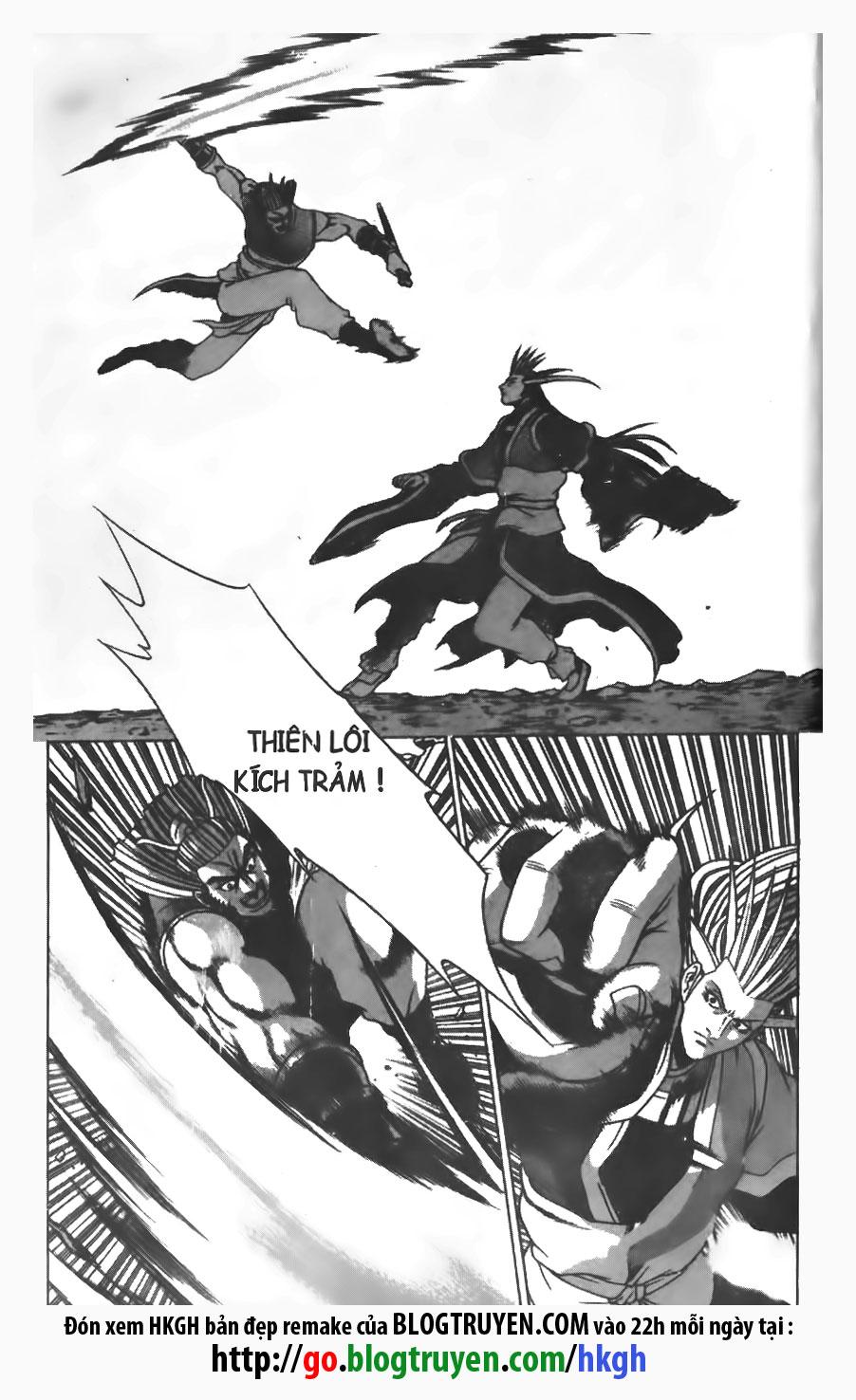 Hiệp Khách Giang Hồ - Hiệp Khách Giang Hồ Chap 201 - Pic 21