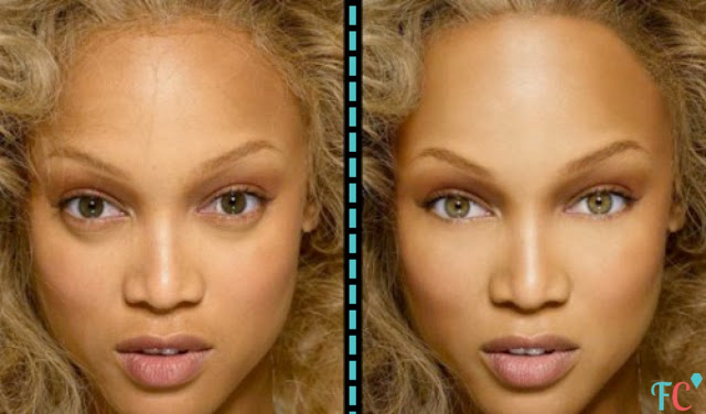 Tyra-Banks face effects