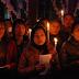 Gia đình các thanh niên bị bắt hành hương về Châu Sơn và Dòng Chúa Cứu Thế Thái Hà