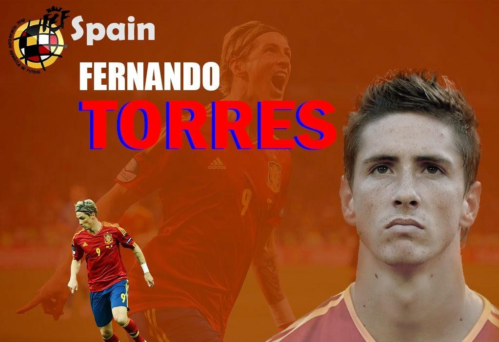 Wallpaper Fernando Torres