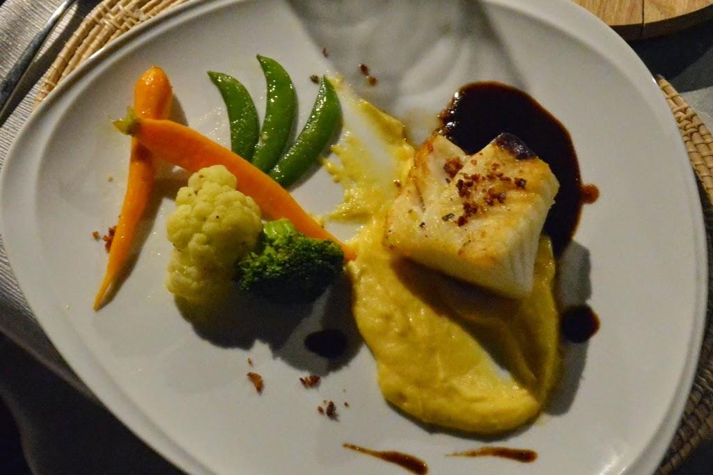 Zeascape Restaurant Phuket snow fish