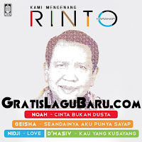 Download Lagu NOAH Cinta Bukan Dusta (Rinto Harahap) MP3