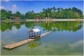 Danau Situ Gede Bogor   Wisata Alam Bogor