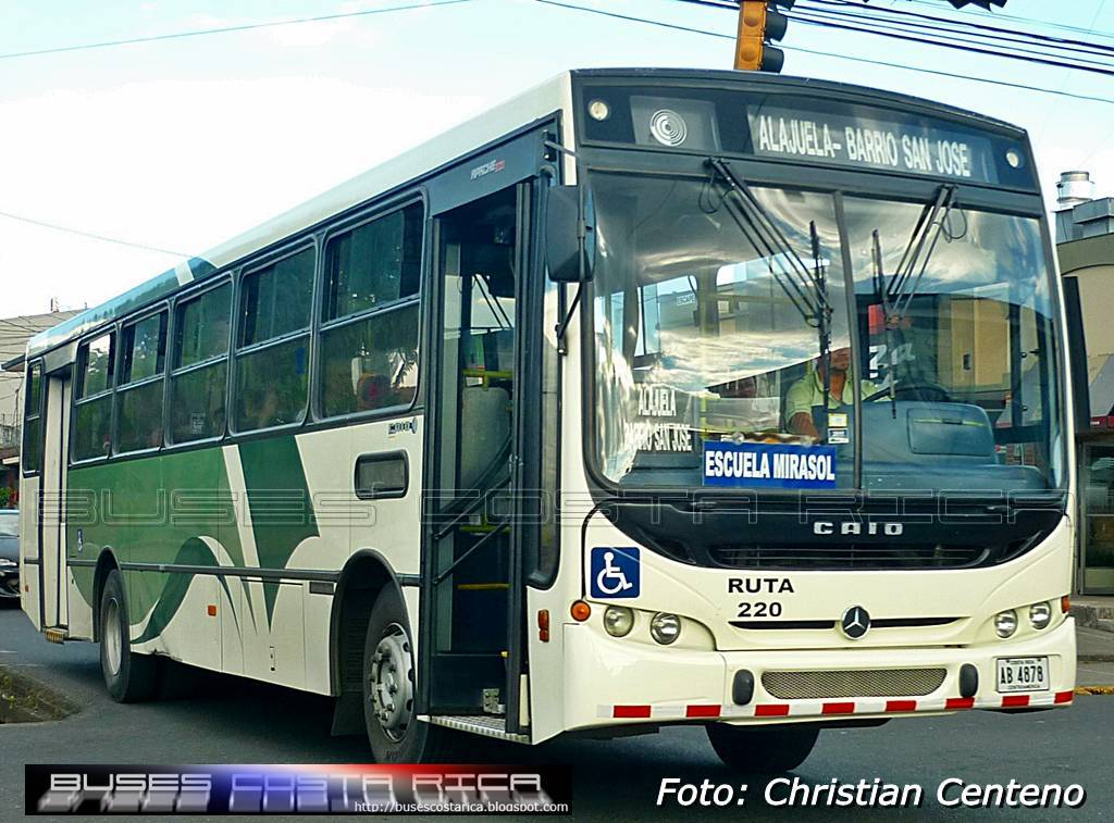 Buses costa rica galer a 29 2011 for Mercedes benz in san jose