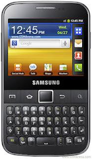 dokunmatik ekran + klavyeli android cep telefonu