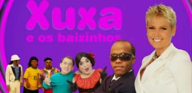 Gentili brinca com a possível ida de Xuxa para a Record e sugere títulos a novo programa (Foto: Reprodução / SBT)