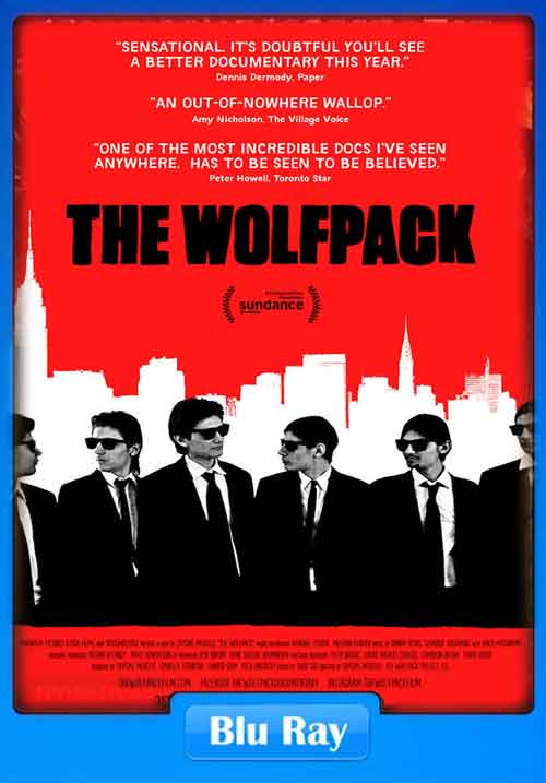 The Wolfpack 2015 720p BluRay Poster