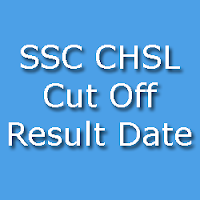 SSC CHSL Expected Cut Off Marks 2015