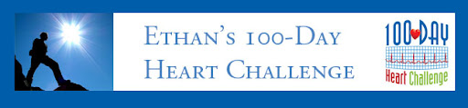 Ethan's 100-Day Heart Challenge