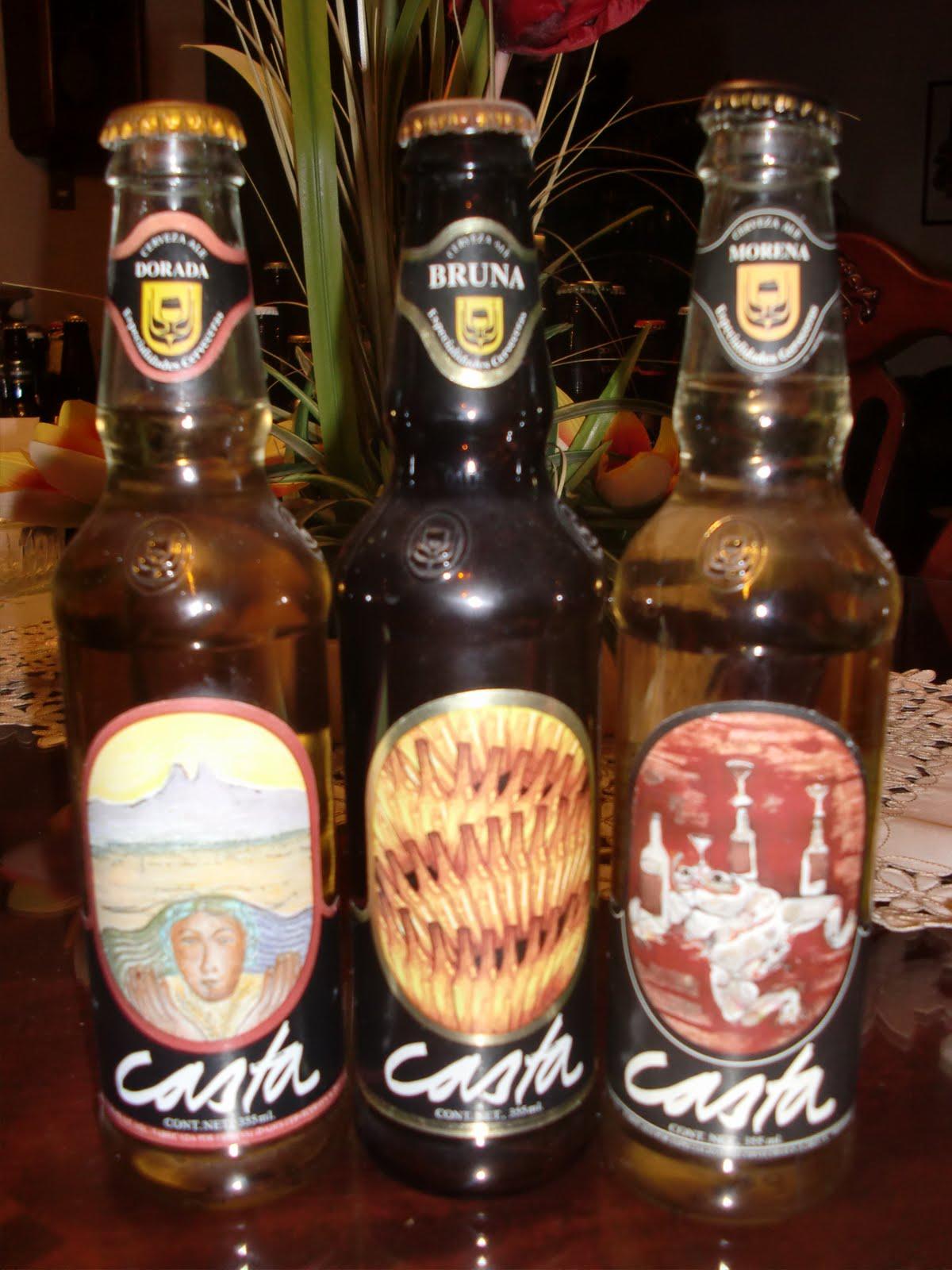 Resultado de imagen para cerveza casta