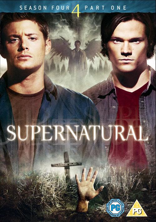 Supernatural – Temporada 4 [DVD]