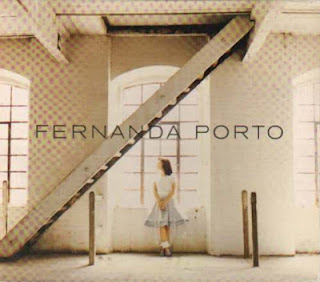 Fernanda Porto's 2002 self titled debut album's artwork.