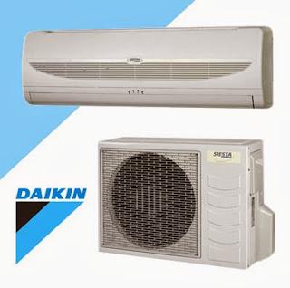 Harga AC 1 2 3 4 1 2 PK Daikin Low Watt