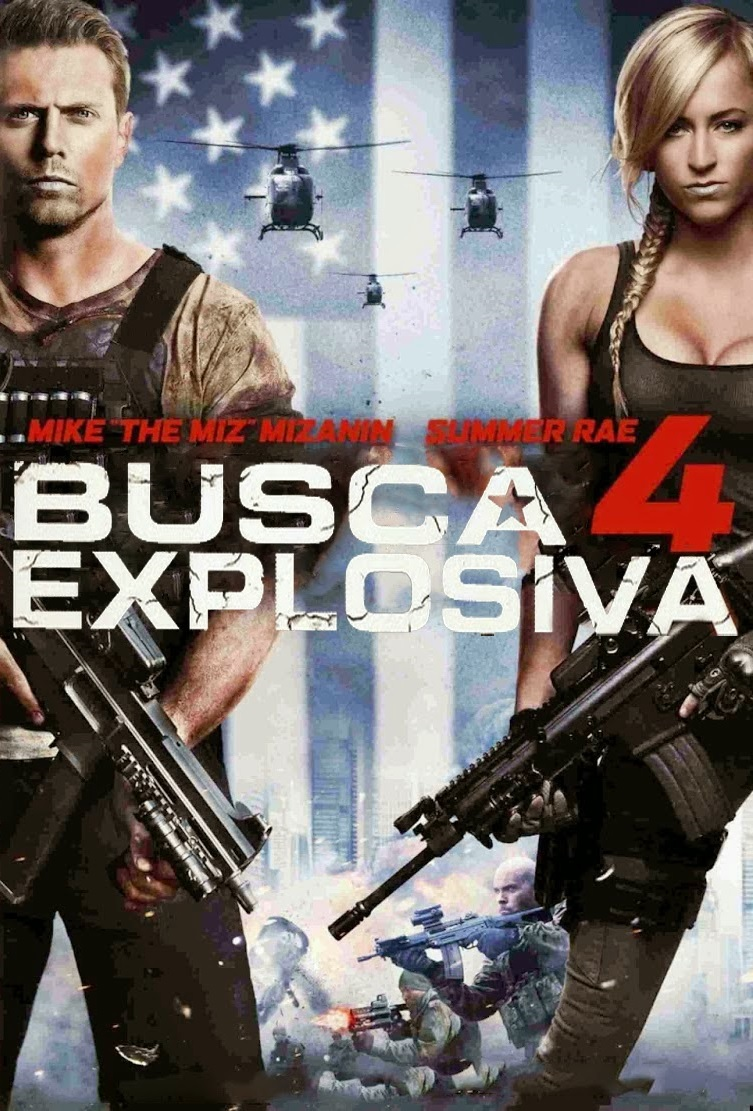 Busca Explosiva 4 – Dublado (2015)
