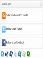 Social Share Widget