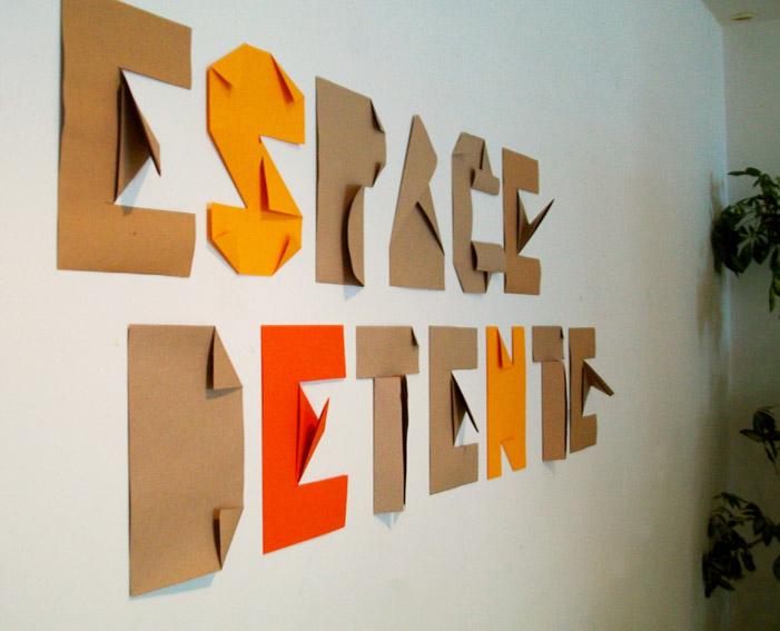Bien-aimé Aurélie Brachet Design: Signalétique du FRESS IW51