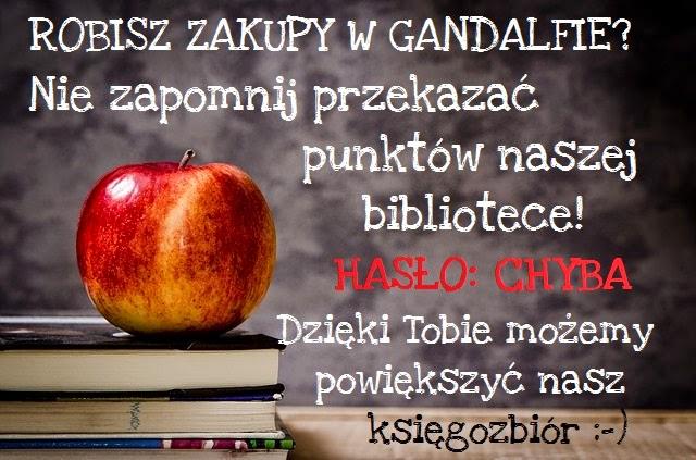 Dzięki Gandalfowi nasz księgozbiór rośnie!