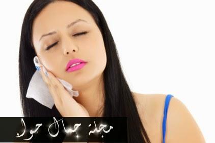 4 حيل أساسية لمحاربة تعرّق الوجه