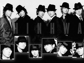 Shinhwa Wallpaper new
