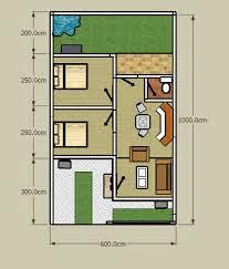 desain rumah mungil yang artistik