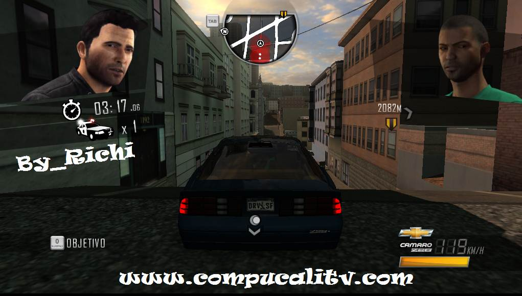 Capturas Propias By Richi Driver San Franciso PC Full