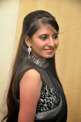 Model Shehnaaz Glam pics in saree-thumbnail-17