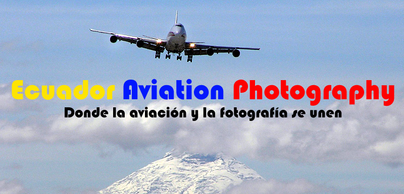 Ecuador Aviation Photography