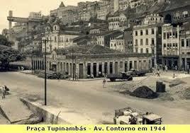 PRAÇA TUPINAMBÁ NO COMÉRCIO EM 1944