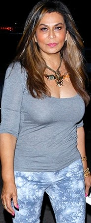 tina knowles after surgery