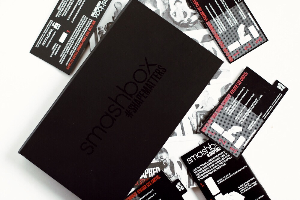 smashbox smashmatters palette avis test swatch photos