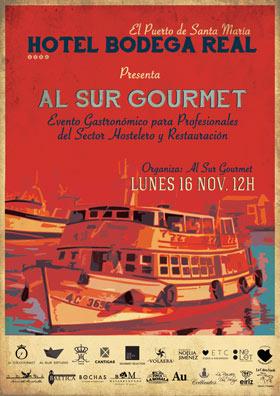 Tubal al sur gourmet i evento gastron mico en el puerto de santa mar a para profesionales del - Hotel bodega real el puerto ...
