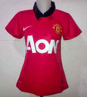 Manchester United Jersey Home Ladies